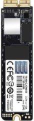 """Transcend TS480GJDM850 NVMe/PCIe M.2 SSD harde schijf 480 GB JetDriveâ""""¢ 850 für Mac Retail PCIe 3.0 x4"""