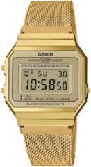 Casio Horloges A700WEMG-9AEF Vintage Iconic Goudkleurig