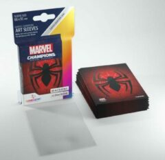 Spider-Man Art Sleeves Gamegenic
