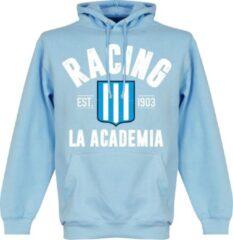 Retake Racing Club Established Hooded Sweater - Lichtblauw - XXL