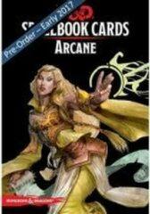 GaleForce9 D&D Spellbook Cards - Arcane (253 cards)