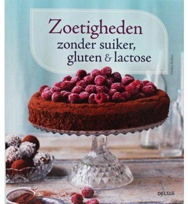 Afbeelding van Deltas Zoetigheden Zonder Suiker Gluten En Lactose (Boek)