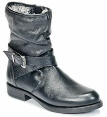 Zwarte Laarzen Unisa GADIN