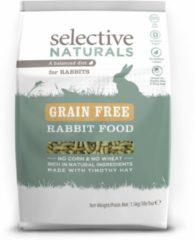 Supreme Selective Naturals Grain Free - Konijn - Volledig droogvoer - 1,5 kg