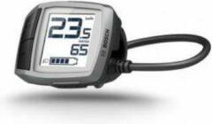 Bosch Purion, platinum, 1.500 mm kabel, display met geïntegreerde bedieningseenheid, incl. displayhouder en kabel