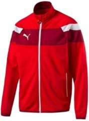 Trainingsjacke Spirit II in sportlichem Design 654658-37 Puma puma red-white