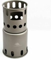 Zwarte Toaks Titanium Backpacking Woodburning Stove - Small