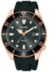 Pulsar PG8312X1 herenhorloge rubberen band 43 mm
