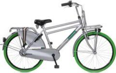 26 Zoll Daily Dutch Basic+ 2688N3 Herren Holland Fahrrad 3 Gang Popal grau
