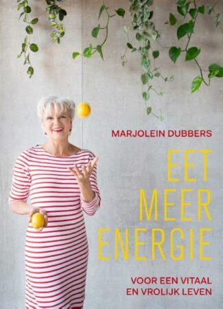Afbeelding van Eet meer energie - Marjolein Dubbers