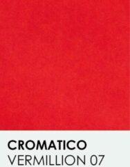 Rode Transparant vellen notrakkarton Cromatico vermillion 07 A4 100 gr.