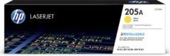 HP 205A CF532A Tonercassette Geel 900 bladzijden Origineel Tonercassette