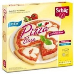 Schar Pizza Base fondo per pizza senza glutine 2x150g