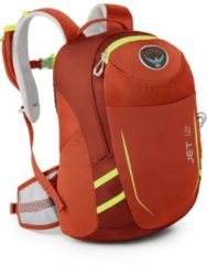 Osprey Jet 12 Kids Wanderrucksack für Kinder Volumen 12 strawberry red