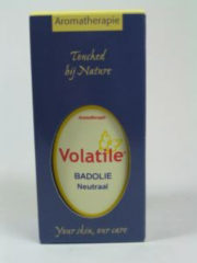 Volatile Badolie neutraal 100 Milliliter
