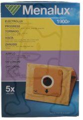 Electrolux, Aeg, Zanussi, Zanker Staubsaugerbeutel (Menalux 1900P) für Staubsauger 9002568328