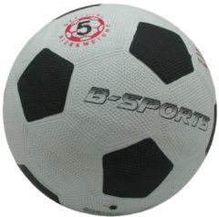 Betaalbaarshoppen B-Sports straatvoetbal rubber