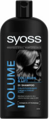 Syoss Volume Shampoo - Collagen & Lift 500 ml