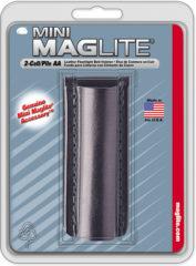 Mag-Lite Leren riemhouder voor Mini Maglite AA en LED Mini Maglite 2AA