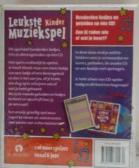 Rubinstein b.v Het leukste kindermuziekspel en CD