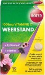 Roter Vitamine C 1000mg boost pro weerstand 30 Tabletten