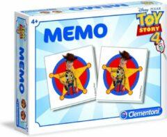 Clementoni - Memo Pocket - Disney Toy Story 4 - Educatief spel