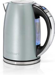 Cuisinart ® Waterkoker Lichtgroen CPT17GE | Verkrijgbaar in Lichtgroen of Roze | Snel gekookt water en blijft lang warm