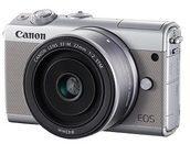 Canon EOS M100 - Digitalkamera EF-M 15-45 mm Objektiv