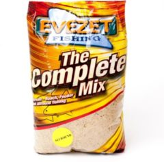 Zandkleurige Evezet The Complete mix - Lokvoer - Allround - 2kg - Zand