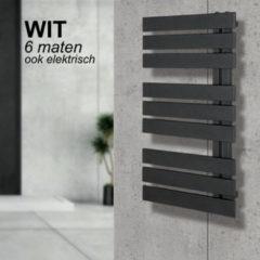 HD Heating Handdoekradiator IP Oslo Wit In 6 Verschillende Maten (Ook in elektrische uitvoering)