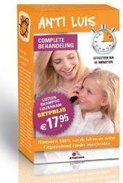 Afbeelding van Arkopharma Anti Luis Combiverpakking Lotion/shampoo/kam (Verp.)