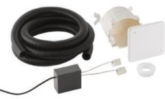 Geberit elektrische besturing tbv spoelsysteem aansluitspanning 230V, wit