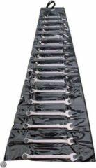 Bahco 1952M/26T Ring-steeksleutelsets, doorgezet, metrisch 26-delig