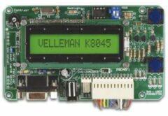 Velleman Kits PROGRAMMEERBAAR MESSAGE BOARD MET LCD, SERI\xcbLE INTERFACE & 8 INGANGEN