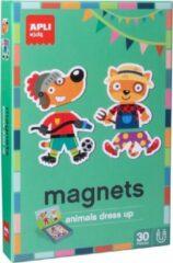 Apli Kids Dieren beroepen magneetspel