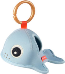 Done by Deer Baby Accessoires Bath Time Activity Toy Wally Blauw