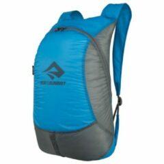 Blauwe Sea to Summit - Ultra-Sil Daypack 20L - Dagbepakking maat 20 l blauw/grijs