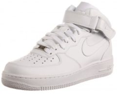 Nike Air Force 1 Mid '07, Scarpe da Basket Uomo, Bianco (Weiß), 44