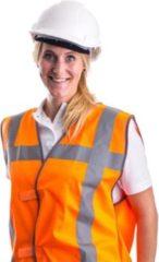 Office Veiligheidsvest QW3 fluor oranje