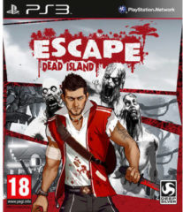 Deep Silver Escape Dead Island PS3