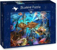 Bluebird 1000 stukjes puzzel Aqua City