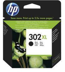 HP 302XL - hoog rendement - zwart - origineel - inktcartridge (F6U68AE#UUS)