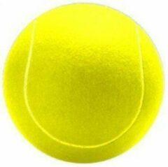 Summerplay Mega tennisbal 23cm opblaasbaar geel