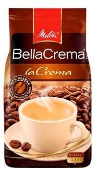 Afbeelding van Melitta BellaCrema La Crema koffiebonen