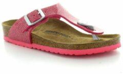 Roze Birkenstock Gizeh antraciet