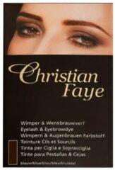 Christian Faye Brown/Black Eyebrow / Eyelash Dye Wenkbrauwverf 1 st