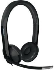 Microsoft LifeChat LX-6000 for Business Stereofonisch Hoofdband Zwart