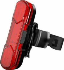 BikeMotion Fietsverlichting LED Oplaadbaar - Achterlicht Rood - USB Oplaadbaar - Fietslicht - Fietslamp Waterdicht - Snel opladen inclusief kabel