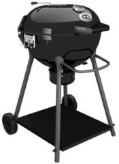 Zwarte Outdoorchef Kensington 570 C houtskool barbecue