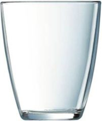 Transparante Luminarc Concepto Waterglas - 25 cl - Set-6